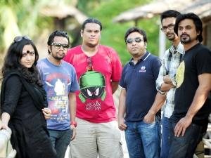 Bangladesh band Chirkutt