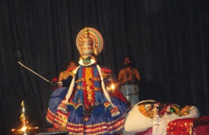 Othello in Kathakali will be staged on 15 February